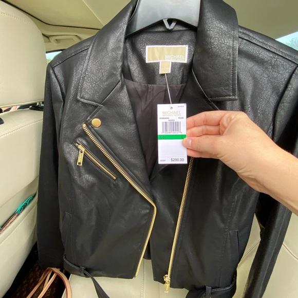 Michael Kors Jackets & Blazers - BRAND NEW NWT MK JACKET 200$